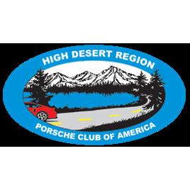 PCA - High Desert @ Diego's Car Show