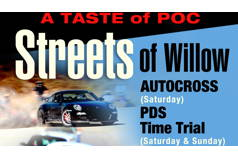 Taste of the POC @ Streets TT, PDS, and Autocross