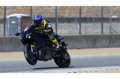 Saturday, October 2nd at Laguna Seca
