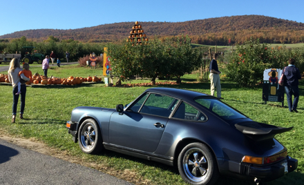 Fall Foliage Drive & Dine #1 - Maryland