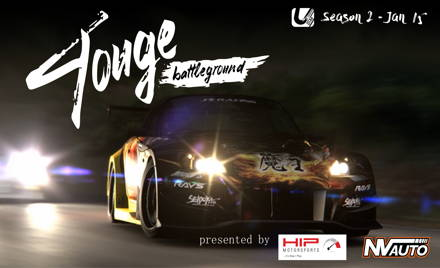 OTAeRacing - Season 2, Touge Battleground