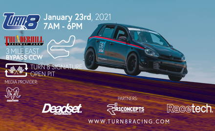 Thunderhill East 3 Mile