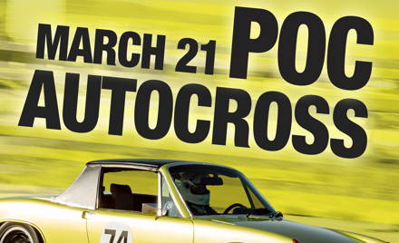 POC Autocross Championship Series - March 21, 2021