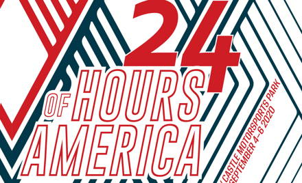 POSTPONED: 2020 24 Hours of America