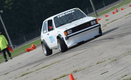 DRSCCA Solo #6: Before Nationals