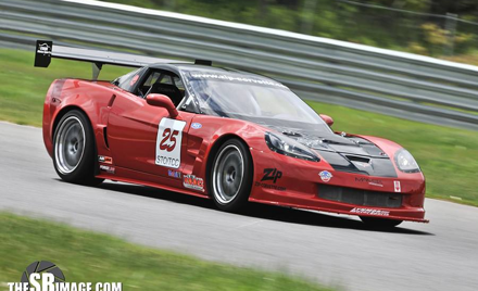 NJMP Lightning Track Time 4 Cars