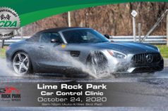 SCDA- Car Control Clinic- Lime Rock- October 24th