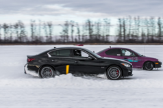 2021 Winter Driving & Ice Race School Jan 15 & 16