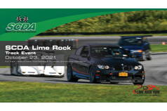 SCDA- Lime Rock Park - Track Day- Oct 23rd 1-5pm