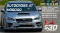 ACCO Autocross 9-10 plus Friday Test and Tune
