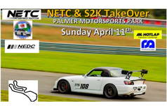 North East Track Club- Palmer Motorsports Park