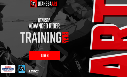 UtahSBA Advanced Rider Training (ART) | June 8th
