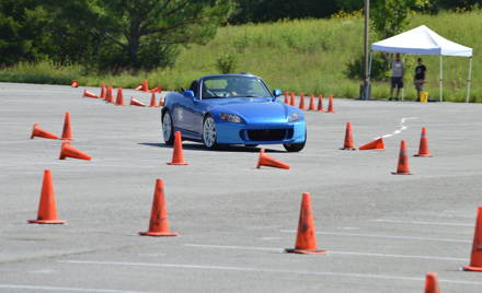 Chattanooga Region Autocross #8