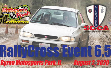 RallyCross Event #6.5 - Milwaukee Region SCCA
