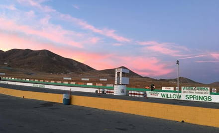 APEX @ Willow Springs International Raceway