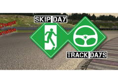 Skip Day Track Days - 7hrs of track time for $220