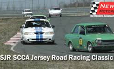 Jersey Road Racing Classic/Jersey 3 40's Enduro