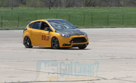 NRSCCA Solo Points Event #1