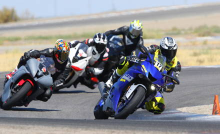 Sunday, April 25th Buttonwillow (new track)