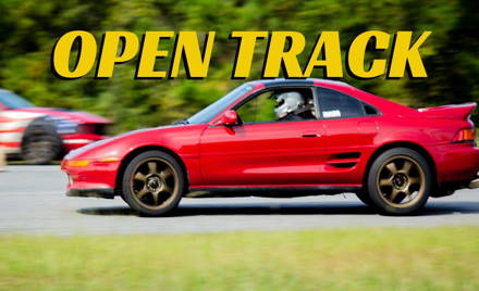 The FIRM Sunday Open Track Day Feb 28th