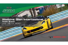 SCDA- Watkins Glen- 2 Day Track Event- JULY 12-13