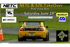 S2K TakeOver at Pine View Run