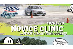 NOVICE DRIFT CLINIC - 10/04/2020