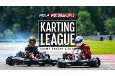 Karting League Night