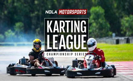 Karting League Championship Series Double Header