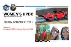 Women's High Performance Driving Clinic -Beginners