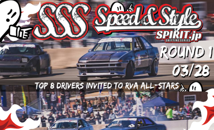 SSS Speed & Style Round 1: Drift Event - 03/28/20