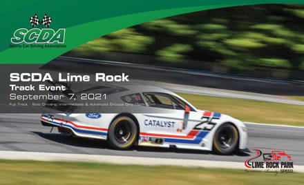 SCDA- Lime Rock Park- UNMUFFLED Track Day- Sep 7th