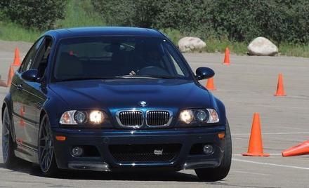 BMW CCA Autocross at Bimmerfest East