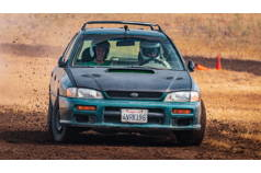 Thunderhill Rallycross SCCA March 20-21