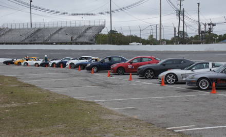 Gulf Coast Region SCCA Autocross #5