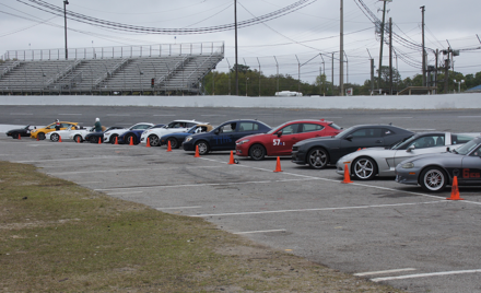 Gulf Coast Region SCCA Autocross #3