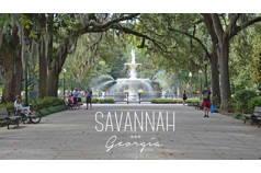 Savannah 2021 Spring Fling Weekend