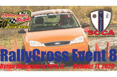 RallyCross Event #8 - Milwaukee Region SCCA