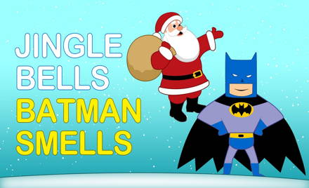 Jingle Bells Batman Smells RX Raced All Day KSSCCA