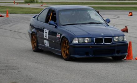 Michiana BMWCCA Autocross #1