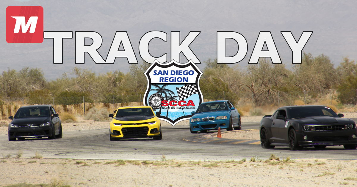 TRACK WEEKEND April 24rd & 25th, 2021 info on Apr 24, 2021 ...