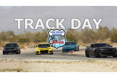 TRACK WEEKEND May 29th & 30th, 2021