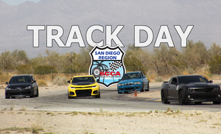 TRACK WEEKEND January 2nd & 3rd, 2021