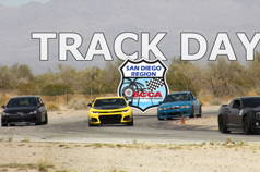 TRACK WEEKEND April 24rd & 25th, 2021