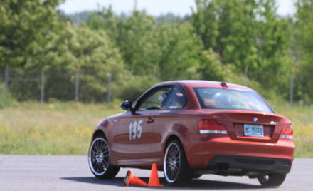 Boston BMW CCA Autocross - Advanced Test and Tune