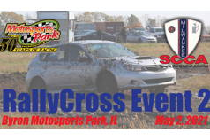 RallyCross Event 2 - Milwaukee Region SCCA