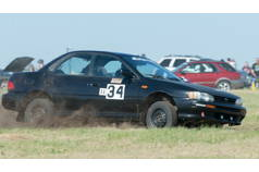 2020 Wichita Region SCCA Rallycross event#2