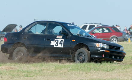 2020 Wichita Region SCCA Rallycross event#3
