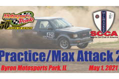 Practice/Max Attack 2 - Milwaukee Region SCCA