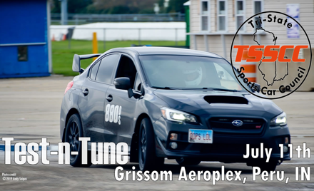 TSSCC Autocross 2020 Test-n-tune